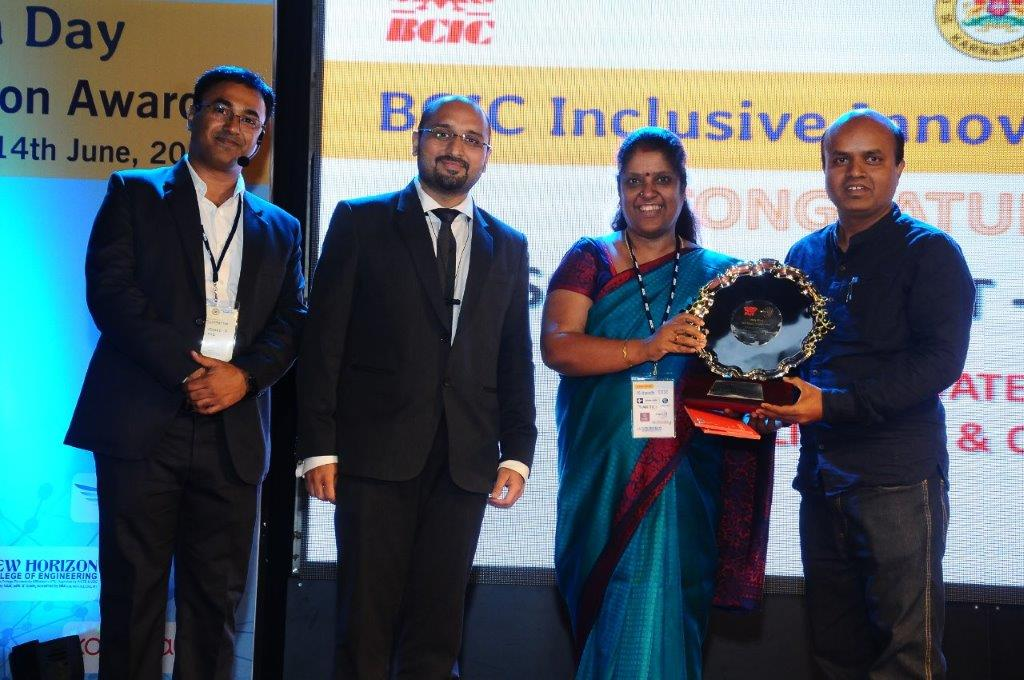 BCIC's Inclusive Innovation Award
